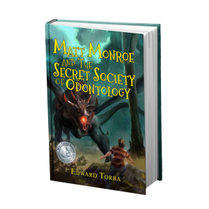 Matt Monroe and the Secret Society Book