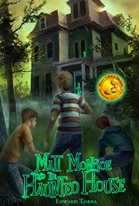 Cover image for the book, Matt Monroe and the Haunted House