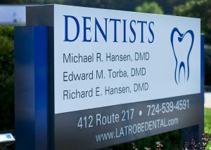 Ed Torba Dentist Sign