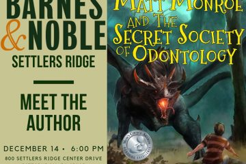 Meet the Author, Ed Torba, at Barnes & Noble